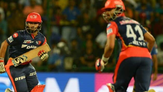 Rishabh Pant, Shreyas Iyer, DD, RR, IPL 2018