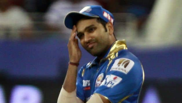 IPL 2018 : Mumbai Indians' Rohit Sharma gets out for Zero again versus Rajasthan Royals