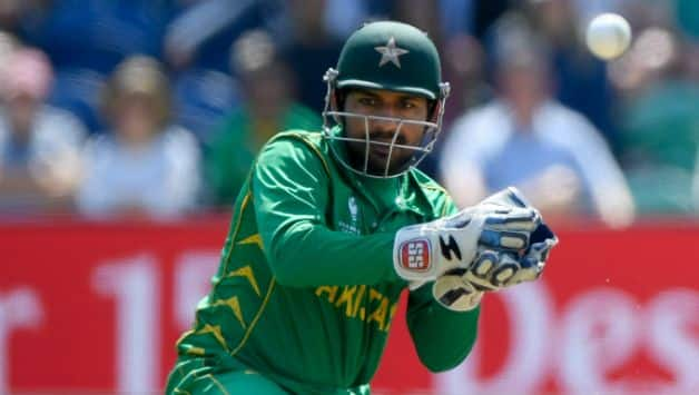 Sarfraz Ahmed © Getty Images