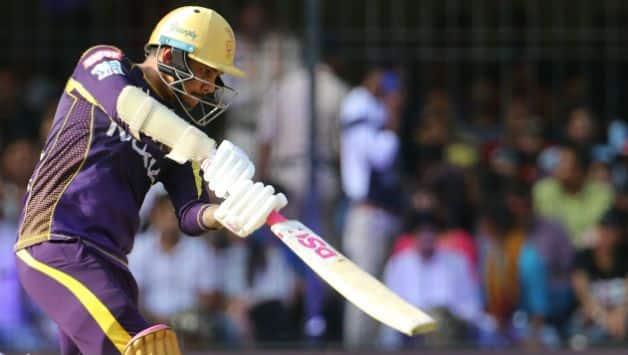Sunil Narine registered his highest IPL score © AFP