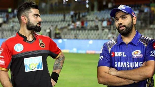 Rohit Sharma, Virat Kohli, IPL 2018, Mumbai Indians, Royal Challengers Bangalore