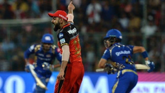 Virat Kohli, IPL 2018, Royal Challengers Bangalore, RCB vs MI