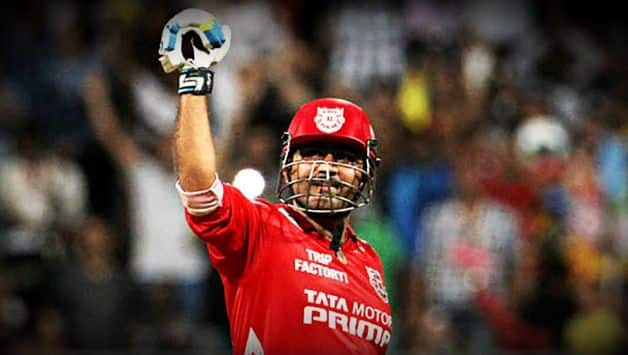 On this day in 2014 Virender Sehwag hits century to take KXIP into IPL final