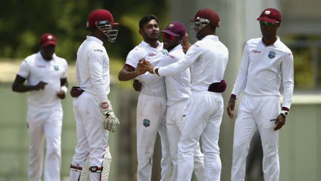 West Indies Test squad © Getty Images