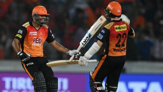 IPL 2018: Sunrisers Hyderabad party hard after defeating Opponent teams