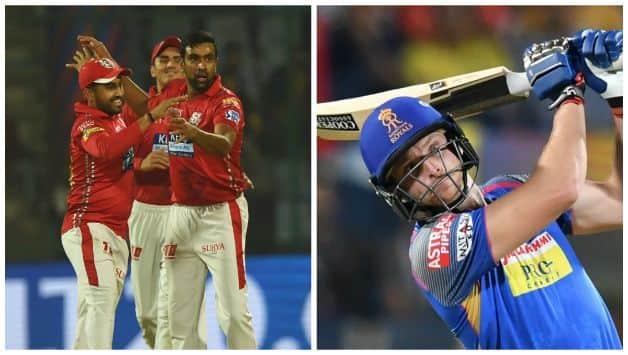 Kings XI Punjab vs Rajasthan Royals