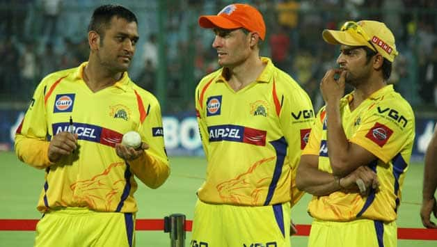 IPL 2018: This is the best of MS Dhoni, I've seen in quite a few years, says Michael Hussey