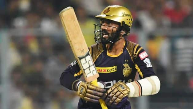 IPL 2018 : Kolkata Knight Riders make highest ipl score of the season