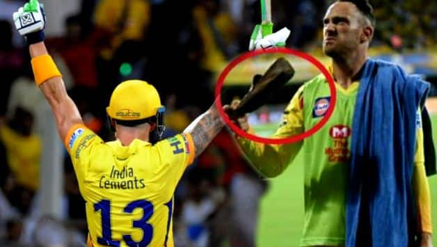 IPL 2018: faf du plessis inning helps CSK to reach final