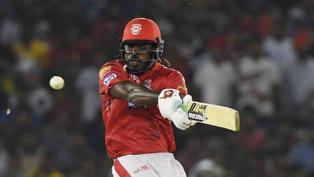 IPL 2018: Watch Chris Gayle's amazing catch in KXIP vs RR tie