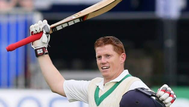 O'Brien hits historic ton as Ireland fight back