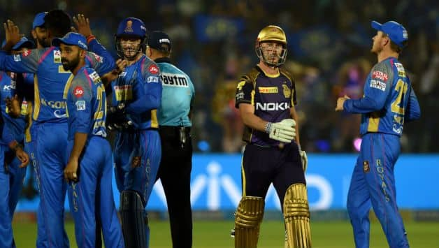 RR will look forward to dismiss the dangerous KKR openers © IANS