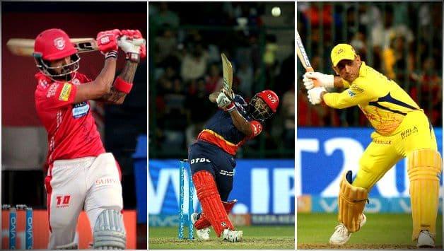 IPL 2018 :Indian batsman are top on the six hitter list of 2018 IPL