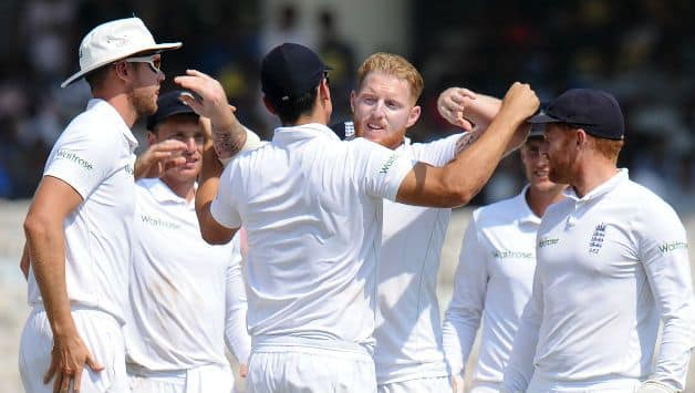 England players are under scanner © AFP