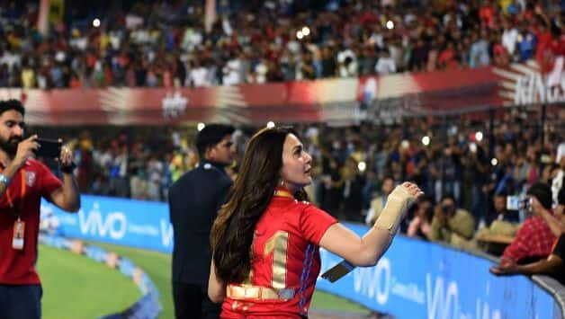 Preity Zinta: I'm sorry to all our fans & supporters for not being up to the mark this IPL