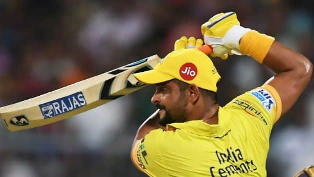 Suresh Raina has played for CSK and GL in IPL © AFP
