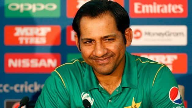 Sarfraz Ahmed says I am very proud of my team