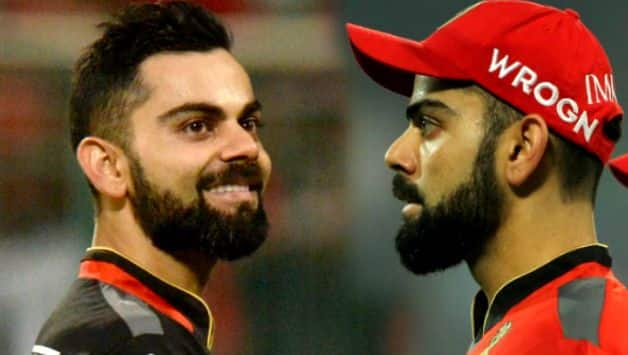 Virat Kohli speaks about his obsession with beard