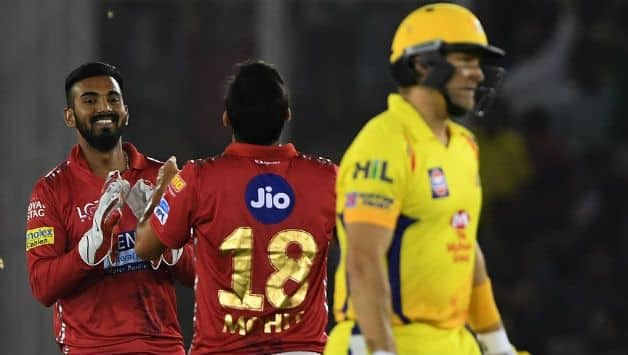 Head-to-head it's 10-8 in favour of CSK © AFP