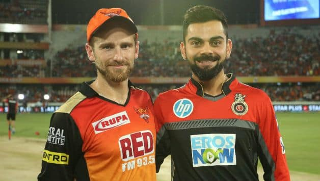 Sunrisers Hyderabad elect to bowl first in IPL clash