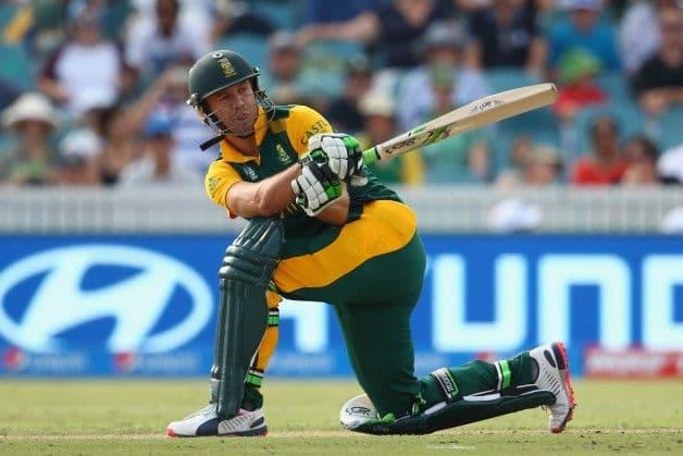 When AB de Villiers first time on golden duck against pakistan on this day
