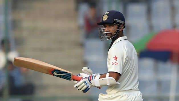 Ajinkya Rahane to practice at Bandra Kurla Complex in Mumbai for England Tests
