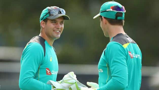 Australian T-20 Vice captain Alex Carey wish to be best spin bowler