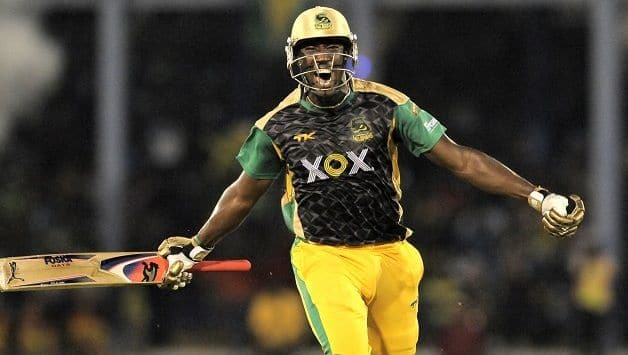 Andre Russell Jamaica Tallawahs captain 2018