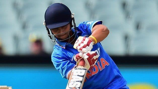 Anuja Patil Mithali Raj Harmanpreet Kaur India Women Sri Lanka Asia Cup T20 2018