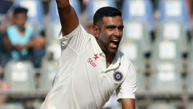 Ravichandran Ashwin overtakes Zaheer Khan to become 4th highest Test wicket-taker for India