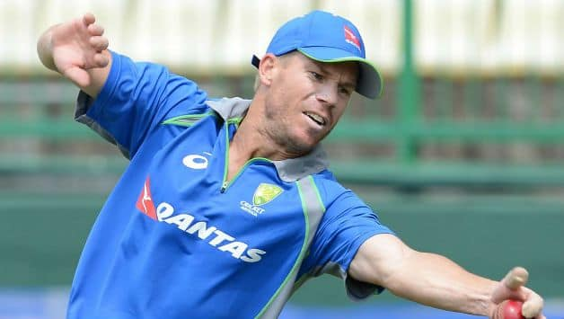 David Warner to play for St. Lucia Stars in CPL 2018