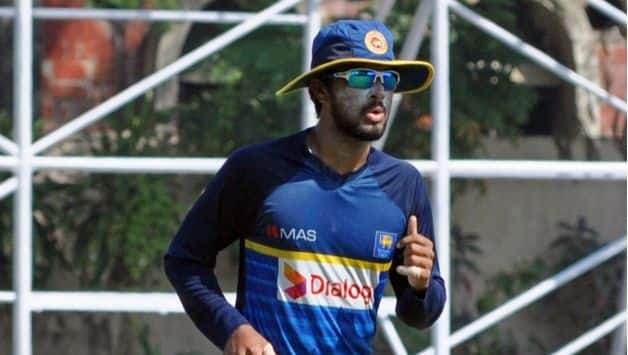 ICC charges Dinesh Chandimal for changing condition of ball during 2nd Test against West Indies