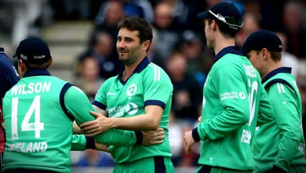 Ireland captain Gary Wilson believes they can beat India in t20