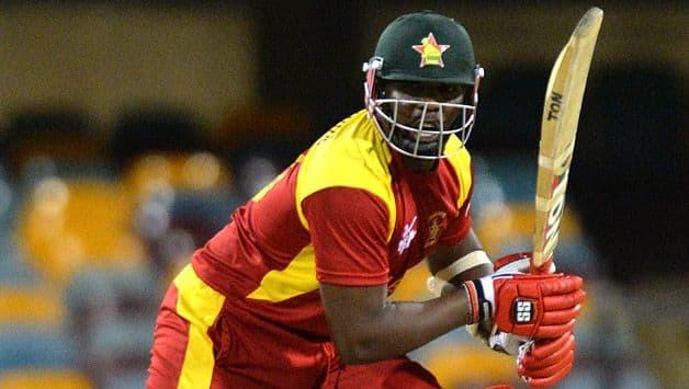 Hamilton Masakadza named Zimbabwe captain for T20 tri-series