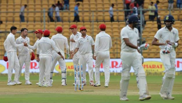India are 347 for 6 at Stumps Day 1  © AFP