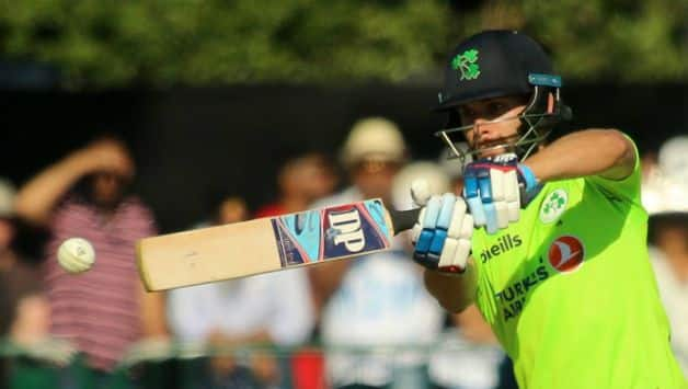James Shannon smashed 60 off 35 but failed to take his team through © AFP