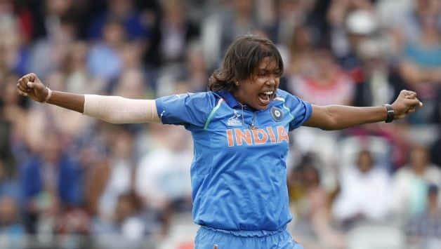 Jhulan Goswami has most T20I wickets among Indians