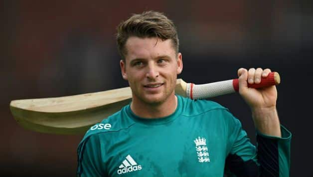 ENGLAND VS AUSTRALIA 1st T20 : Jos Buttler hits England's fastest T20 fifty