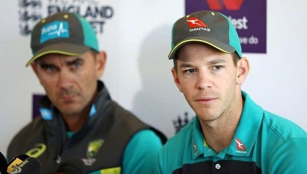Tim Paine says England series great opportunity to move on for Australia