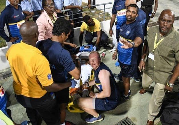 Kusal Janith Perera Sri Lanka West Indies 2018