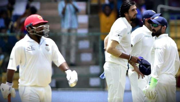 Mohammad Shahzad becomes first Afghanistani batsman to get runout in test