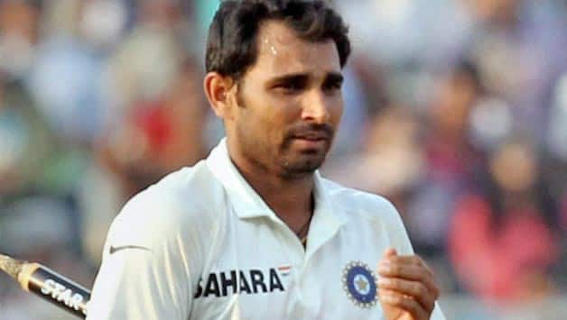 Navdeep Saini will replace Mohammed Shami in Afghanistan debut Test