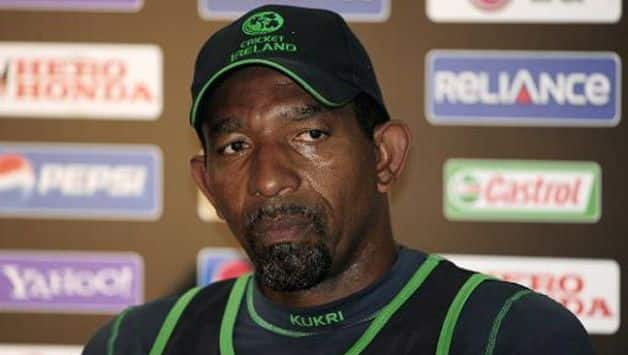 After heavy loss, Phil Simmons says Afghanistan have a mountain to climb