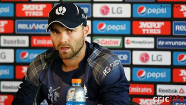 A tournament with ten teams is not a World Cup, says Scotland captain Preston Mommsen