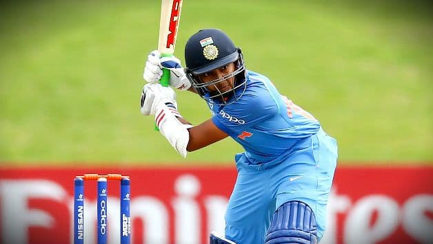 Prithvi Shaw and Mayank Agarwal ton, India a posted its highest ever total