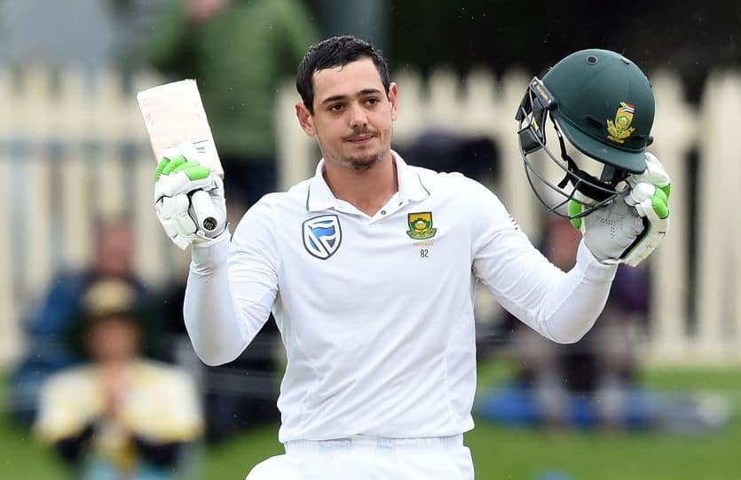 Nottinghamshire sign Quinton de Kock for 4 County Championship matches