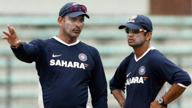 BCCI cleared ending dues of coaches Ravi Shastri & Rahul Dravid
