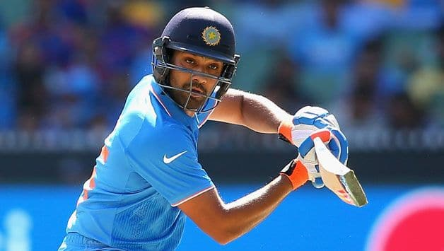 Rohit Sharma becomes 13th player to score 10,000-plus runs for India in international cricket