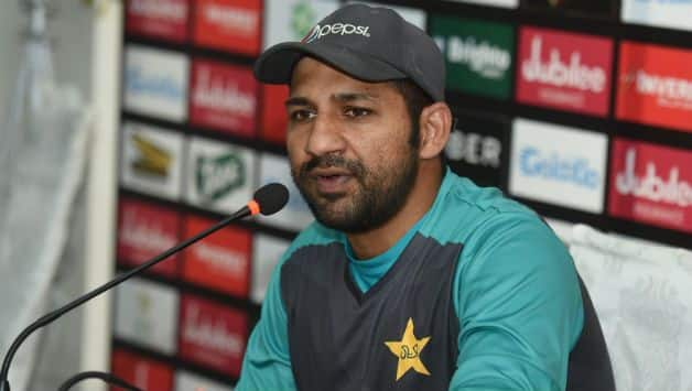Sarfraz ahmed says Pakistan will try to play best cricket and win T20 tri-Series