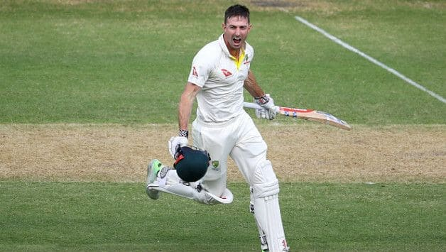 Australia's Shaun Marsh © Getty Images